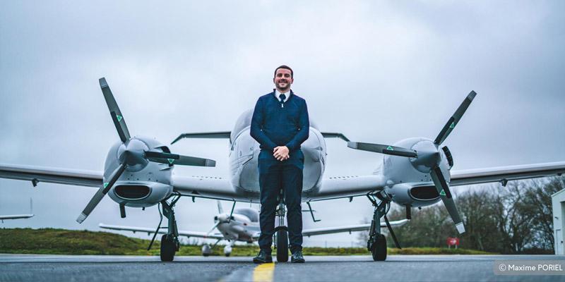 andorre aviation acad mie aaa propose une formation courte de pilote de ligne de 18 mois et un. Black Bedroom Furniture Sets. Home Design Ideas